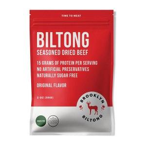 Brooklyn Biltong Beef Jerky