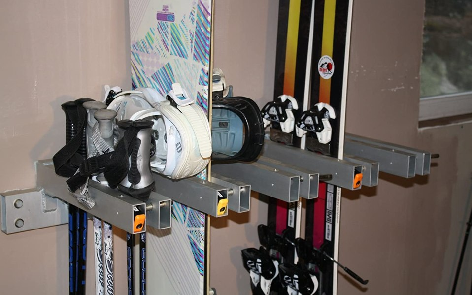 best ski and snowboard locks