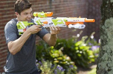 nerf guns aren't just for kids here are the best options for adults