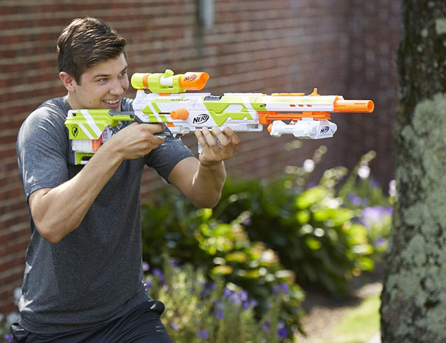 nerf guns for adults