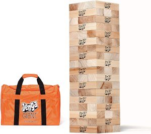 Jenga Giant JS7 game, best jenga drinking game