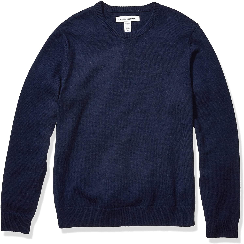 Amazon Essentials Midweight sweater, best mens sweatwers