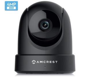 Amcrest Ultra HD Indoor hidden spy camera