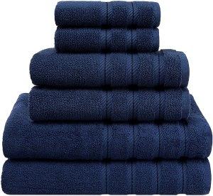 bath towel sets american soft linen
