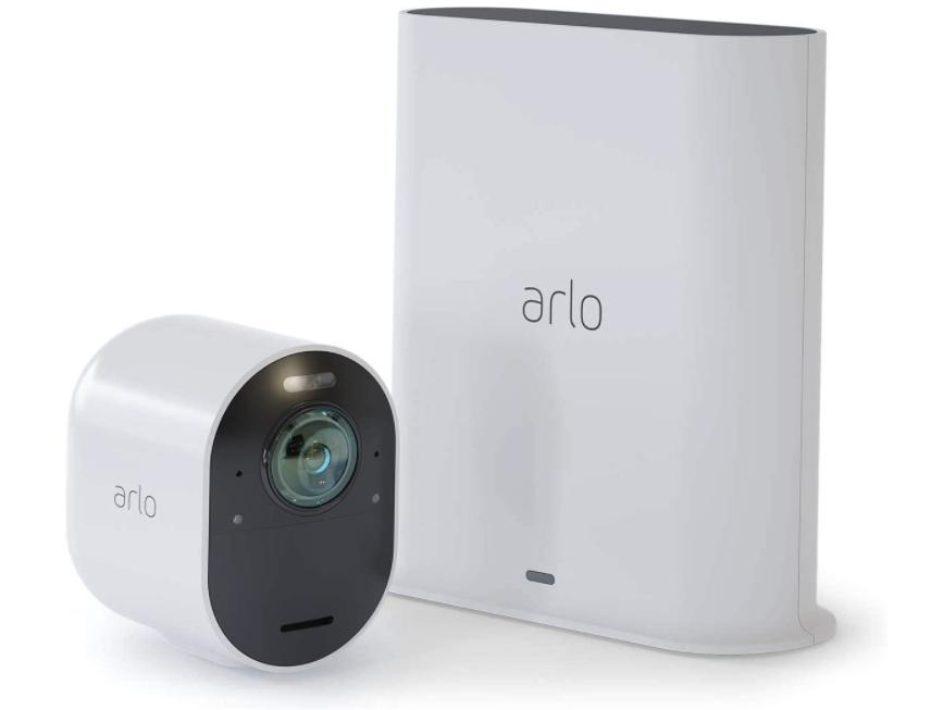 Arlo Ultra home security camera