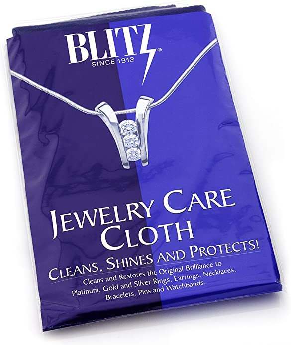 Blitz Extra Large 2-Ply Jewelry Care Cloth