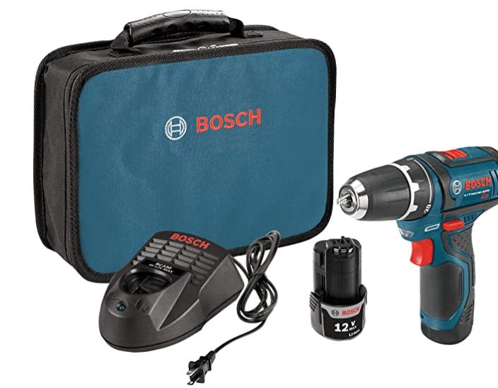 Bosch Power Tools Cordless Drill Kit