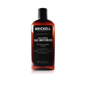 Brickell Daily Essential Face Moisturizer, best men's skincare brands