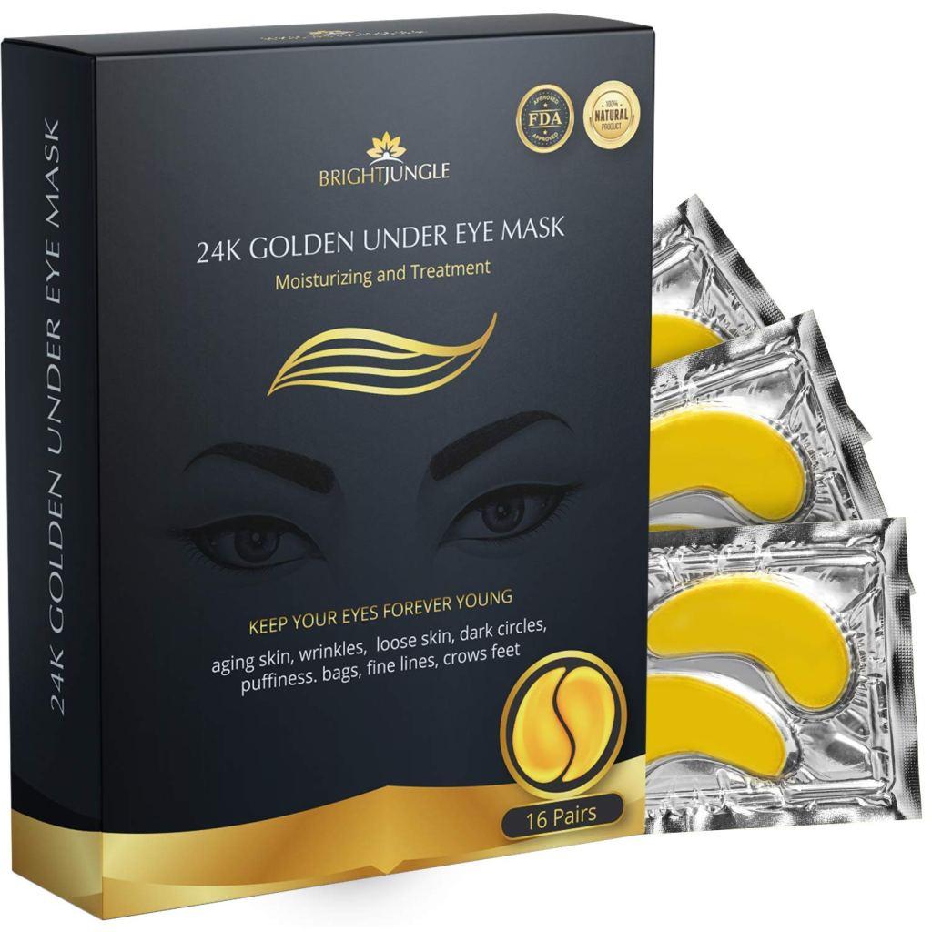 best under eye masks - BrightJungle Under-Eye Collagen Patch