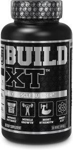 Build-XT muscle builder supplement, mass gainer supplement, best mass gainer