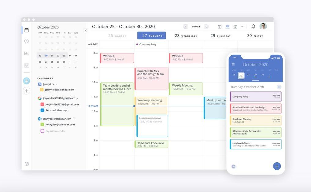 Calendar, best calendar apps for 2021