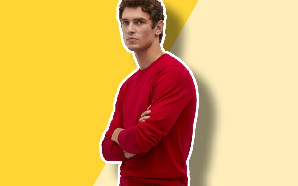 best crew neck sweaters for men