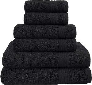 bath towel sets cotton paradise