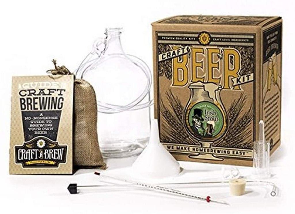 craft a brew brewing kit