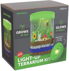 Dan&Darci Light-up Terrarium Kit
