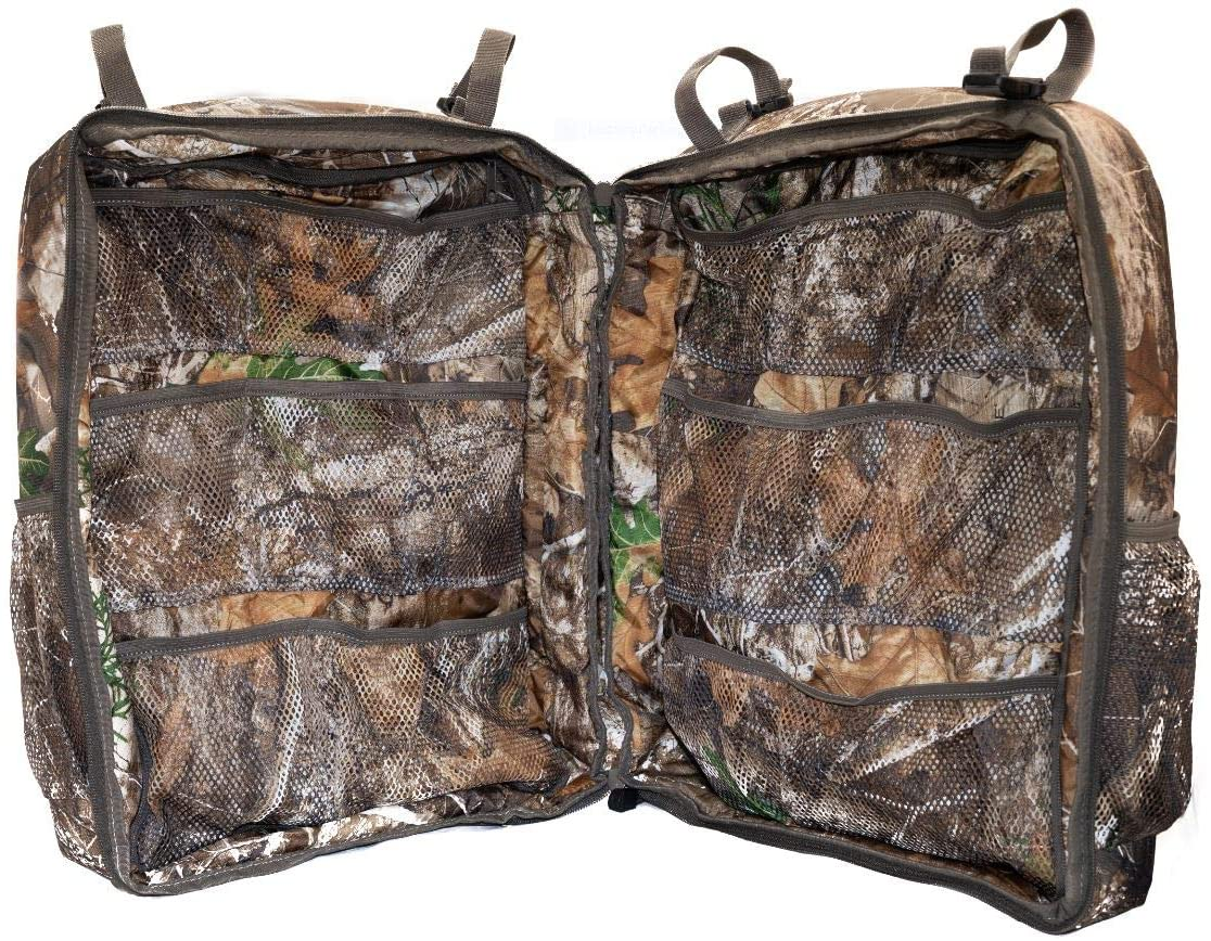 Deepwoods forest camoflauge Hunter Hanging Backpack