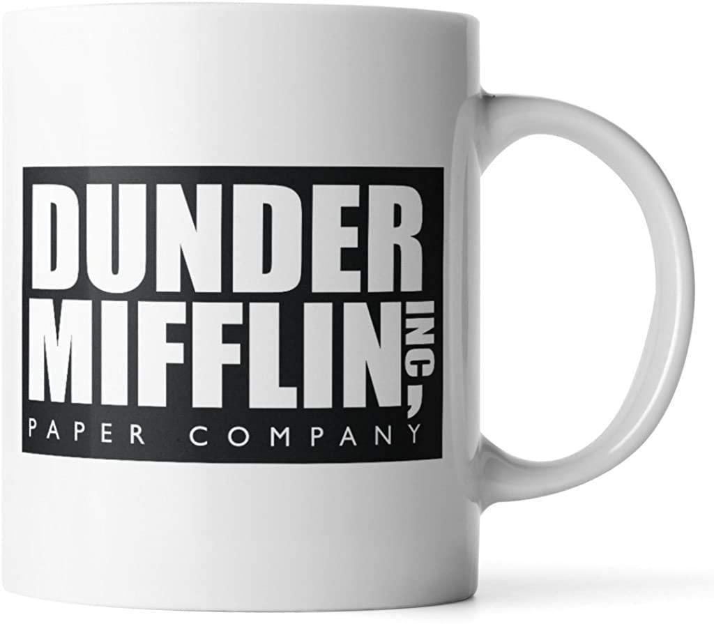 Dunder Mifflin The Office - Funny coffee mug