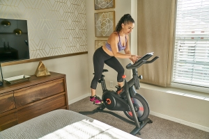 Echelon indoor cycling bike