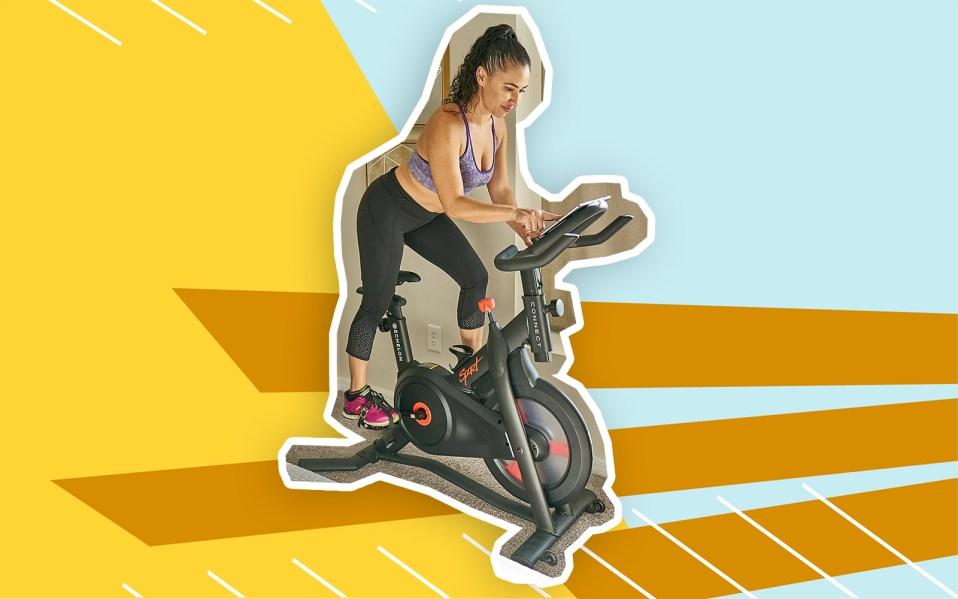 Echelon spin bike