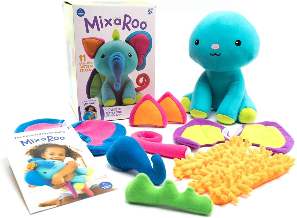 Educational-Insights-Plush-Mixaroo-Stuffed-Animal-for-Social-Emotional-Learning