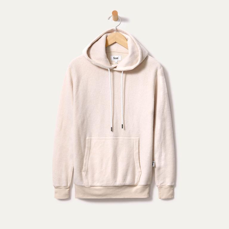 Oatmeal Feat Clothing BlanketBlend Hoodie, best hoodie brands
