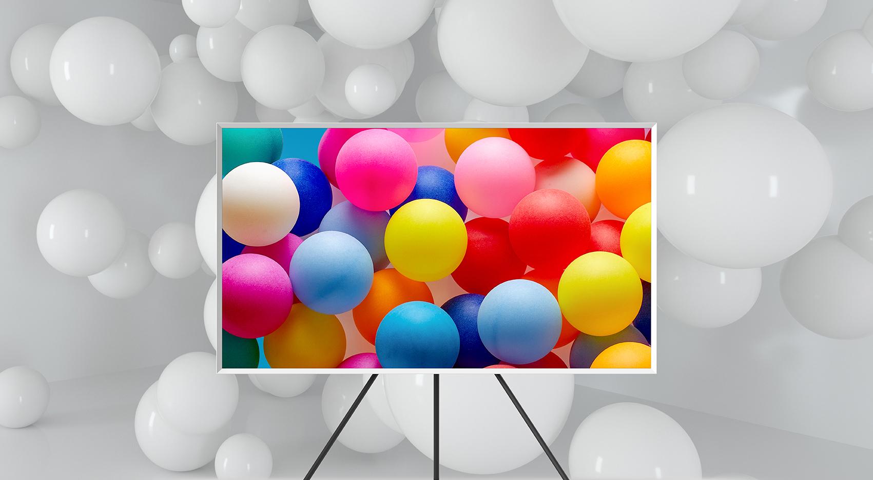 samsung frame art tv