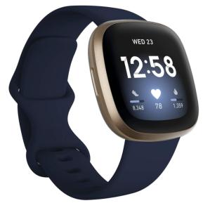 Fitbit Versa 3 fitness tracker, best fitness trackers