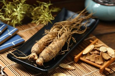Ginseng-Supplement