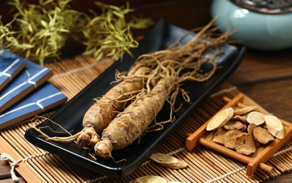 Ginseng Supplement
