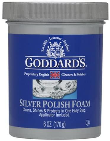 Goddards Silver Polisher Cleansing Foam