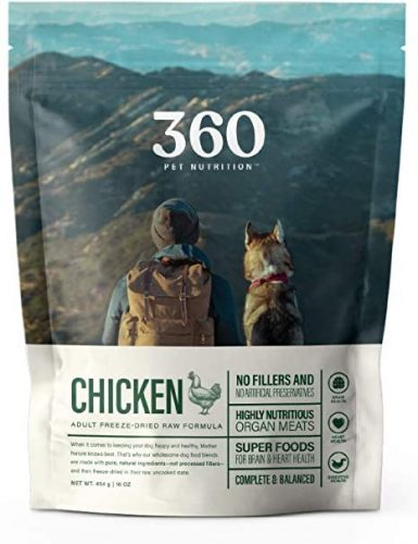 360 Pet Nutrition