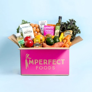 Imperfect Foods, 7 Fruit and Vegetable Subscriptions