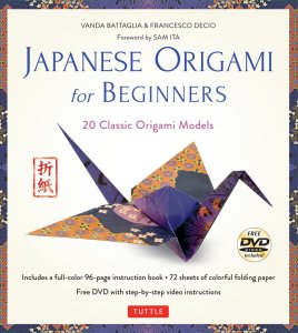 Japanese origami book, date ideas