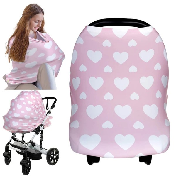 Keababies-Carseat-Canopy-and-nursing-cover