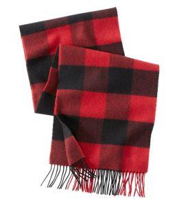 L.L.Bean scarf, best men's scarves