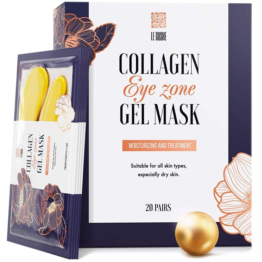 Le Gushe Collagen Eye Zone Gel Mask
