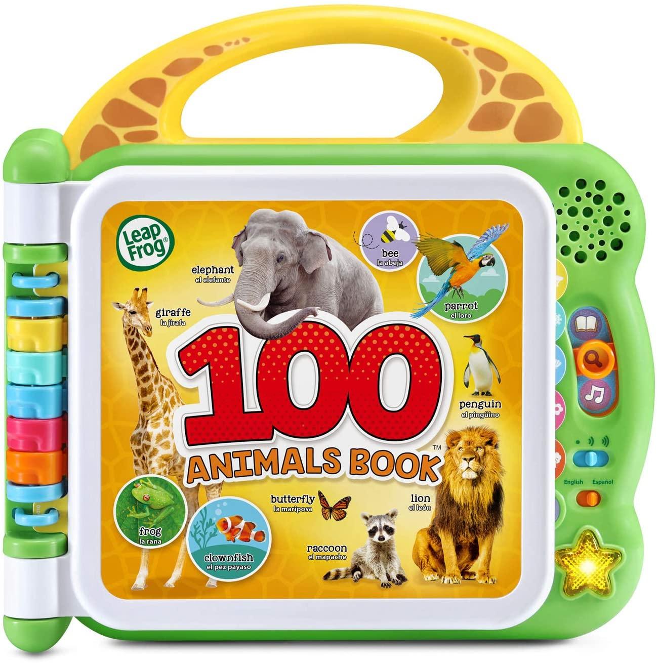 Leapfrog-100-Animals-Book