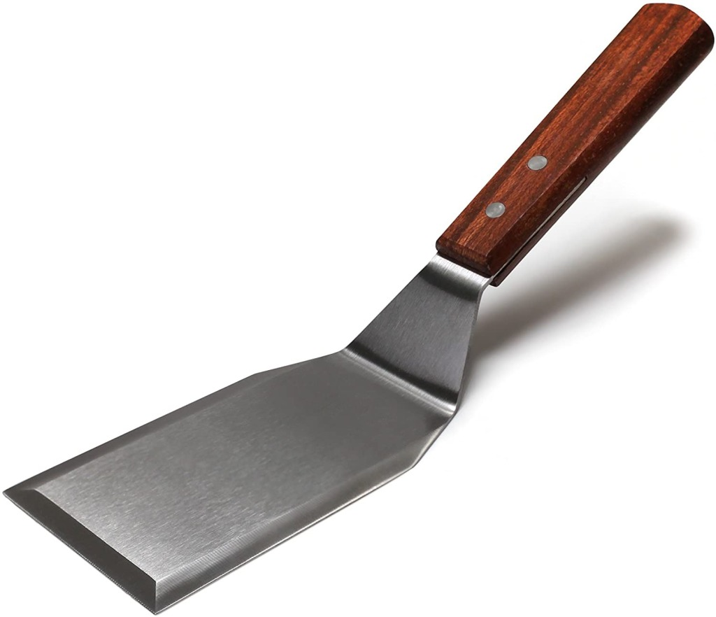 MANNKITCHEN Professional Grade Stainless Steel Spatula