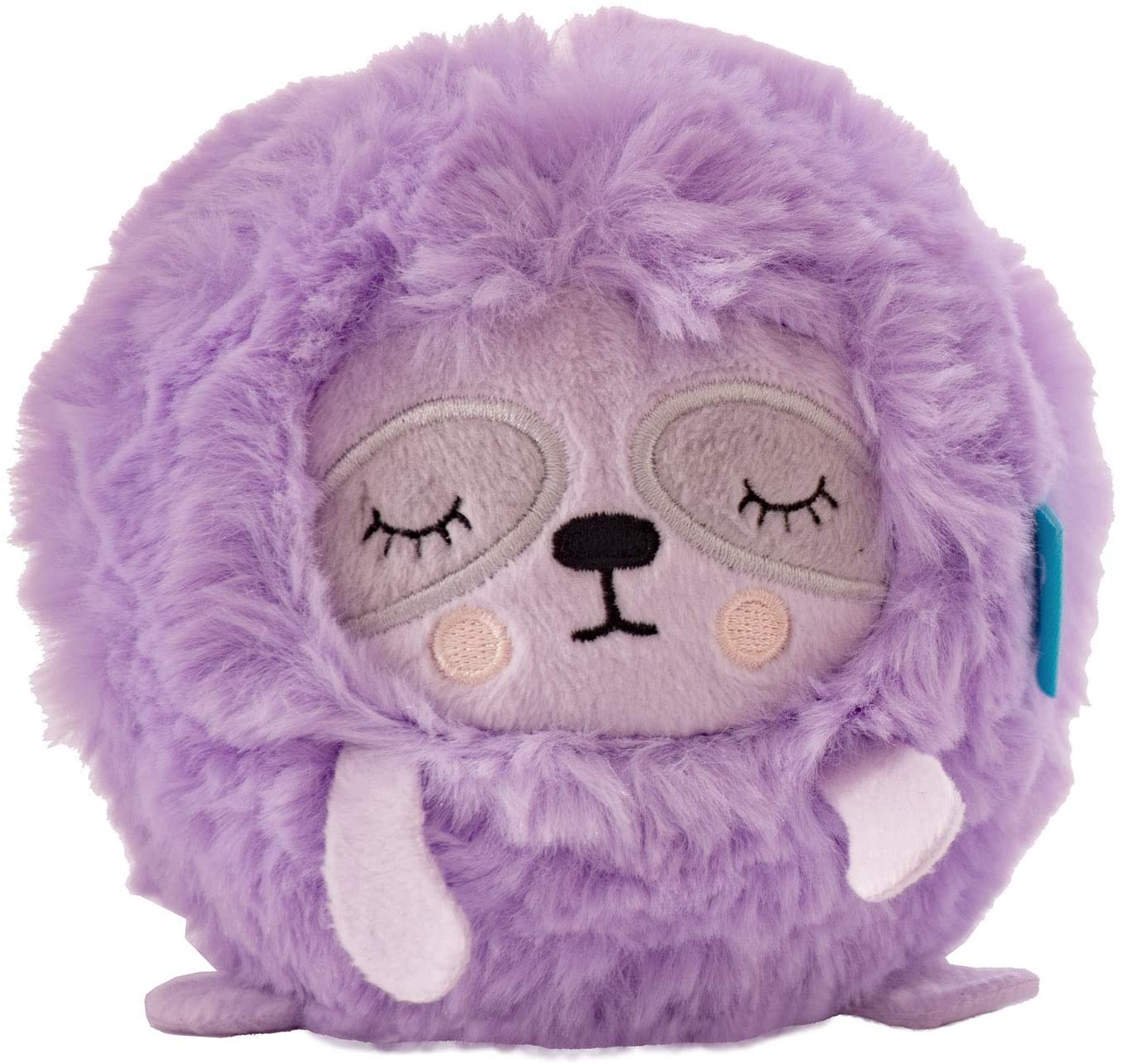 Manhattan-Toy-Squeezable-Sloth-Stuffed-Animal purple