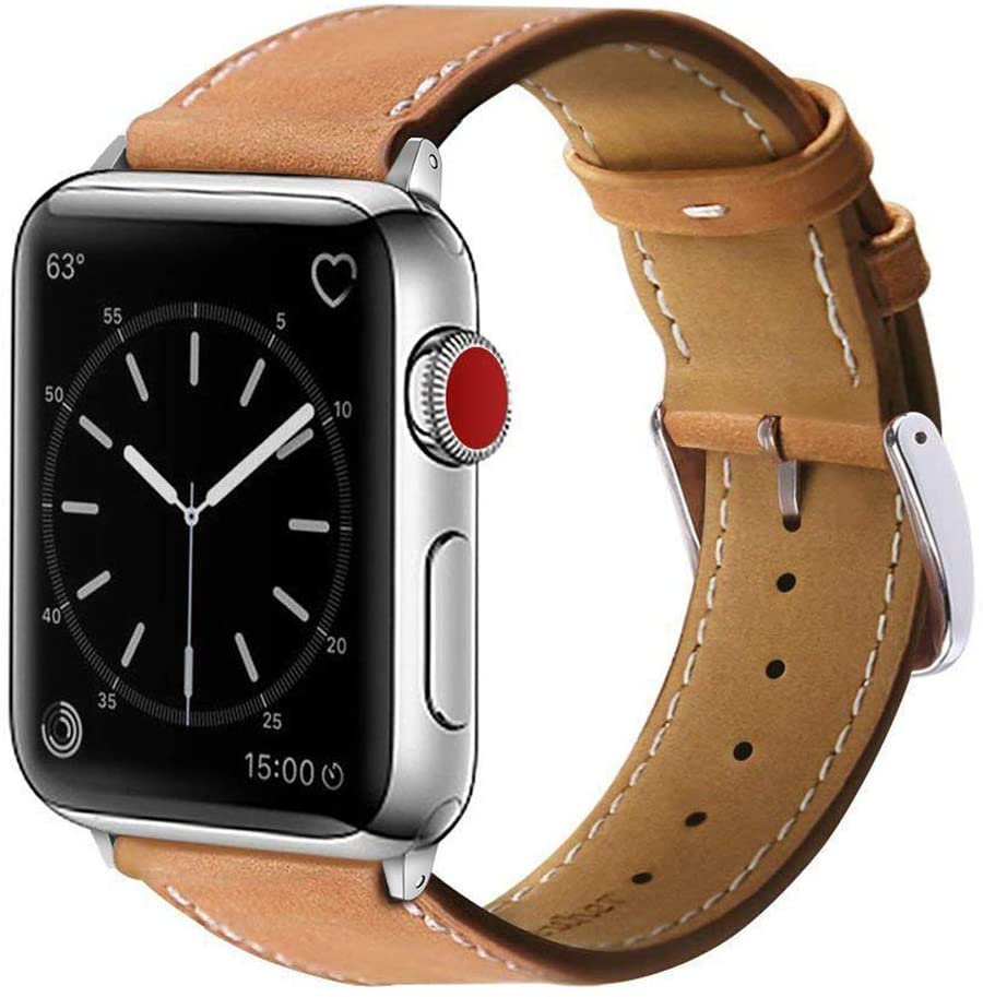 Marge Plus Genuine Leather Apple Replacement Band