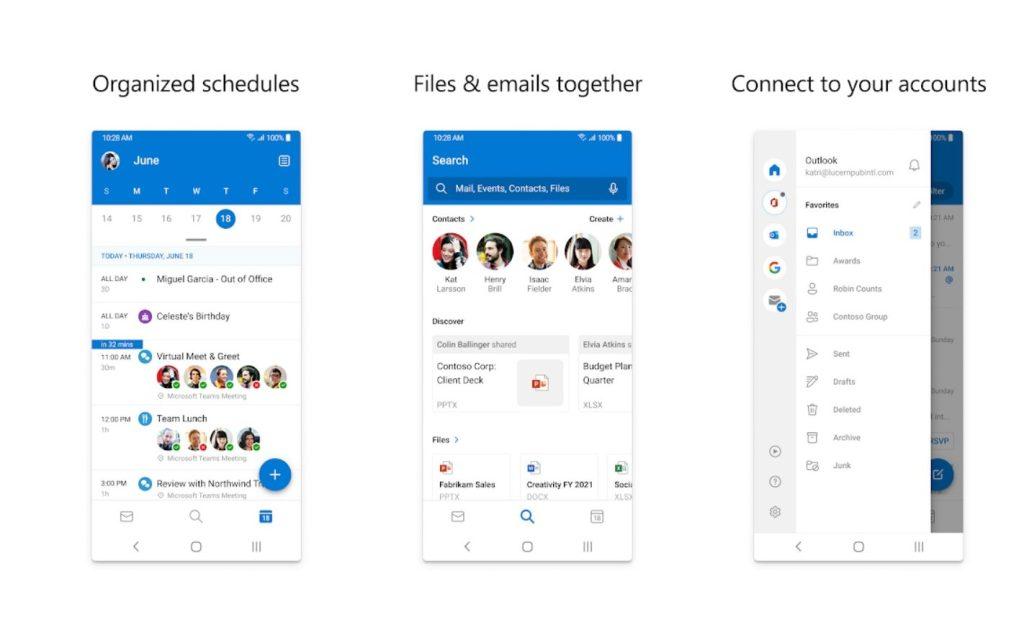 Microsoft Outlook, best calendar apps for 2021