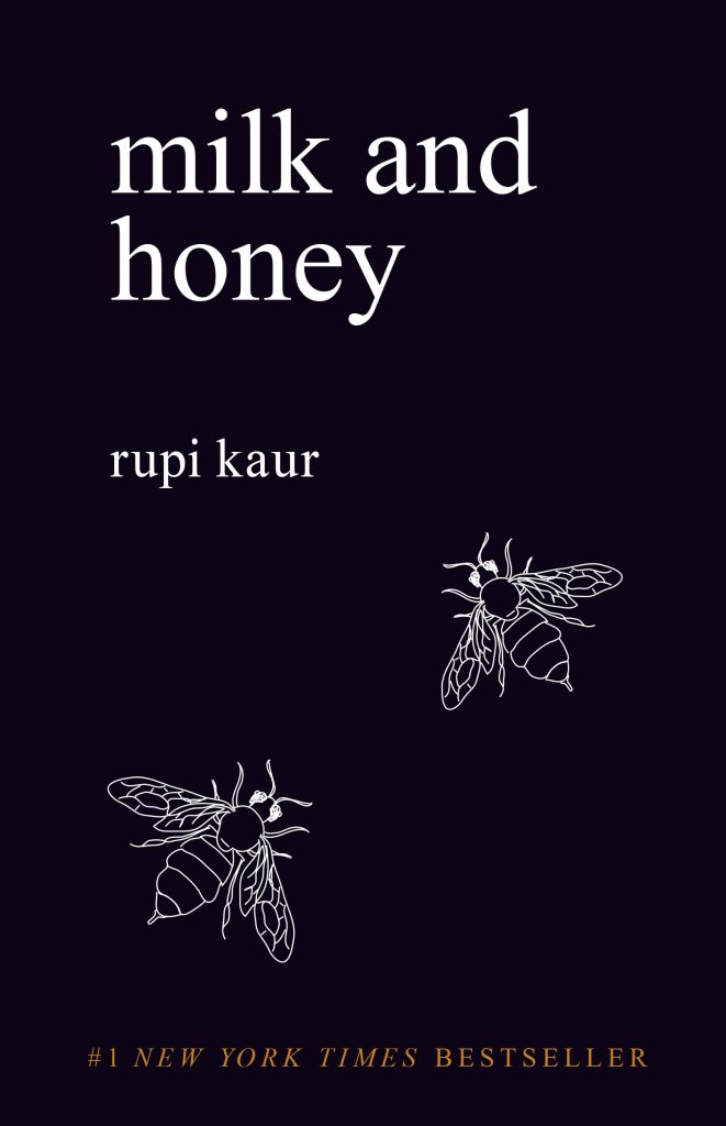 Milk and Honey by Rupi Kaur Book