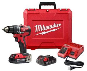 Milwaukee 2801-22CT M18 Cordless Drill