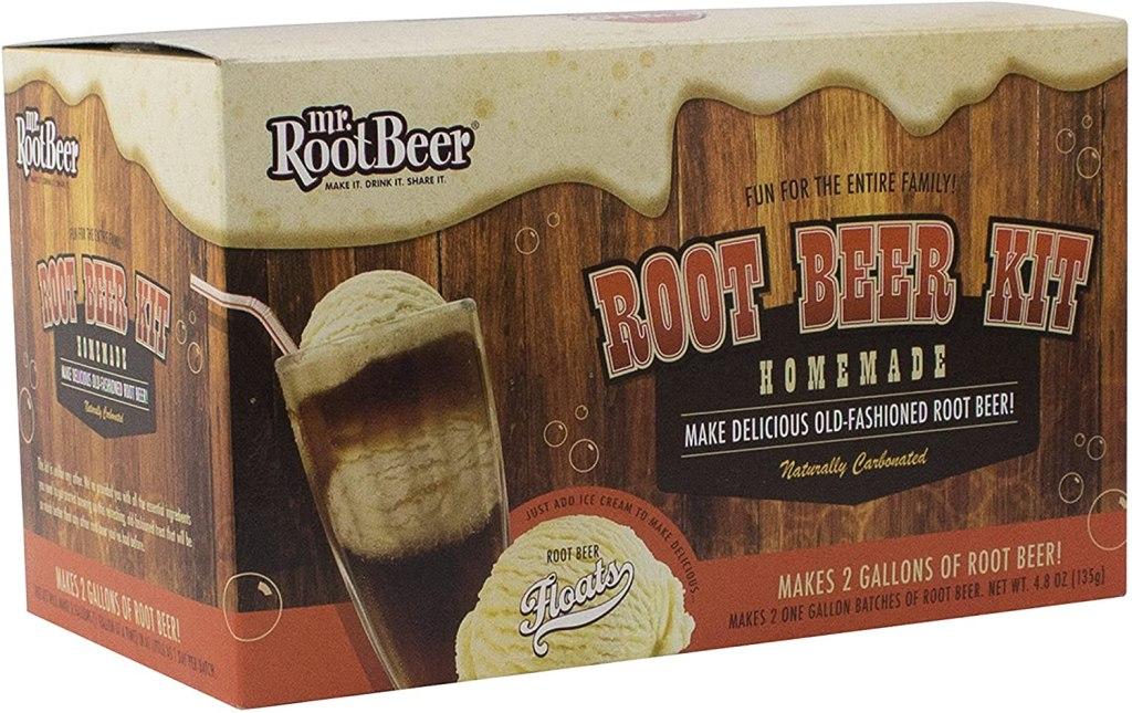 beer making kits mr root beer
