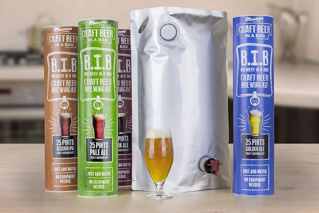 beer making kits muntons craft beer