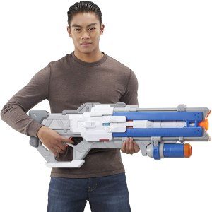 nerf guns for adults nerf overwatch soldier