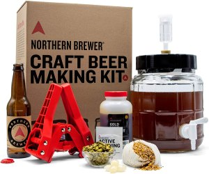 northern brewer siphonless kit