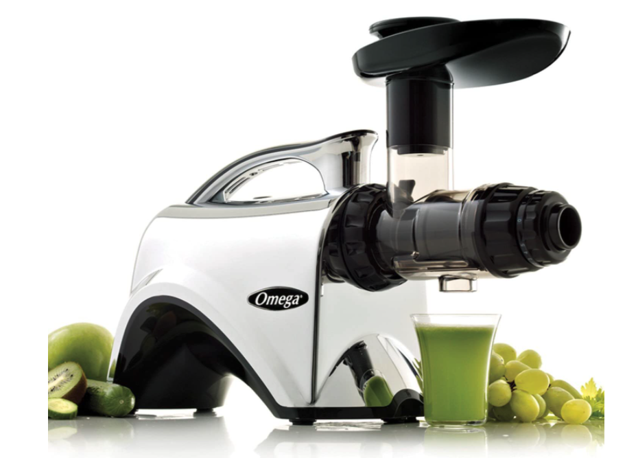 Omega NC900HDC Quiet Dual-Stage Juicer