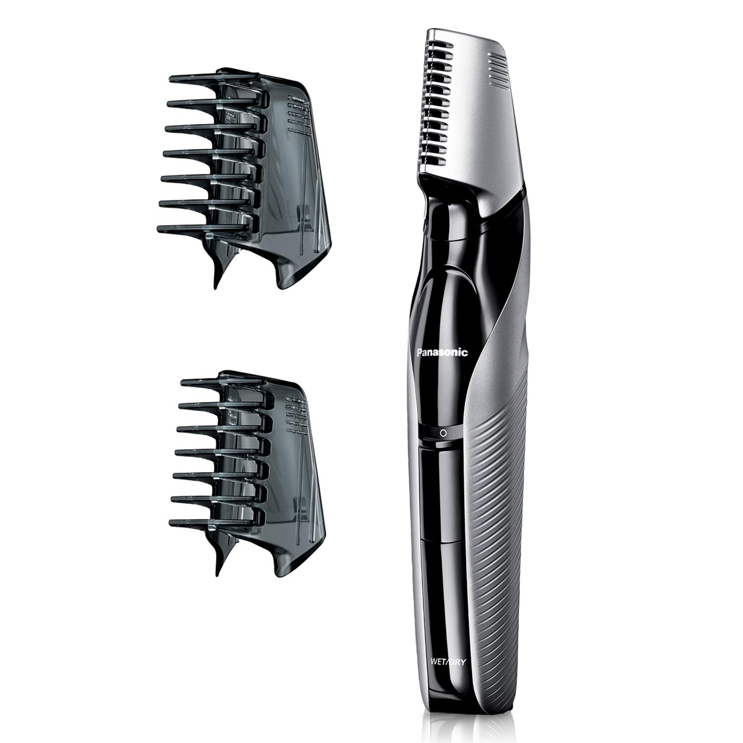 Panasonic Electric Body Groomer and Trimmer with comb attachments