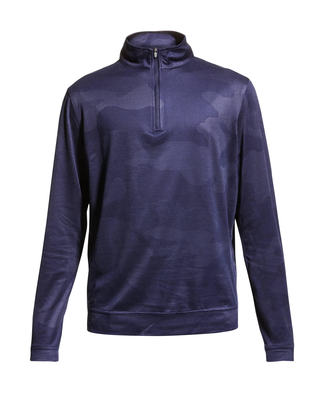 Peter Millar Camo Perth 1/4-Zip Sweater, best sweaters